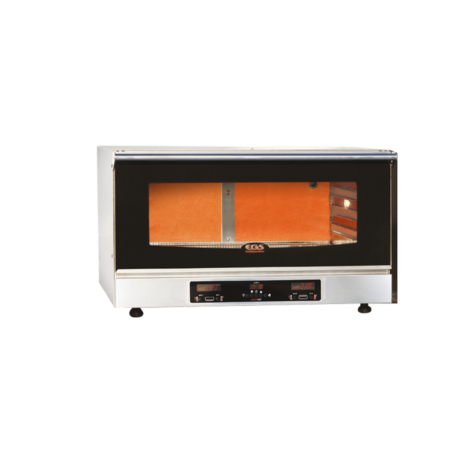 egs 60 td 3 komple taş kaplı pizza fırını