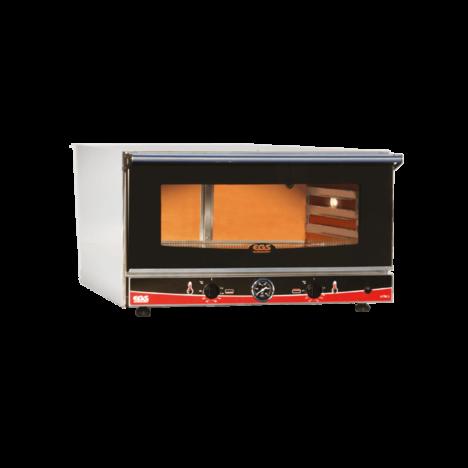 egs 60 tm 3 komple taş kaplı pizza fırını
