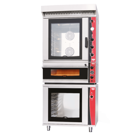 egs BC60 Four multifonctionnel Center de cuisson