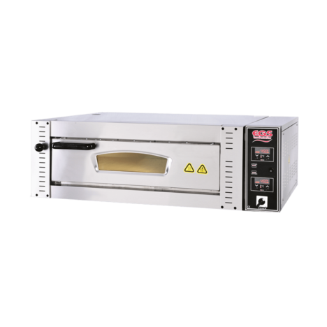 EGS DPR 601 - DPR 701 Single Deck Digital Pizza Oven