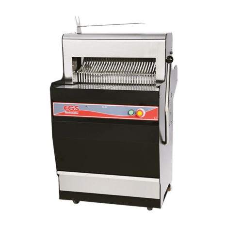 EGS ED30 Bread Slicers