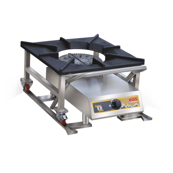 EGS W60 W80 Floor Gas Cookers
