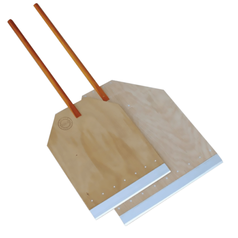 EGS Wooden Pizza Peel