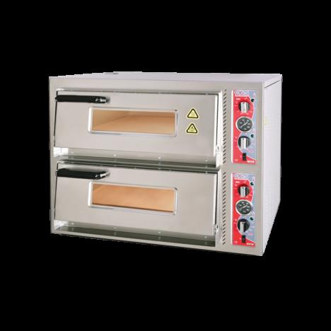 EGS p622 p722Compact Çift Katlı Pizza Fırını