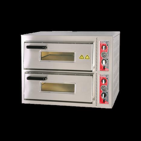 EGS p622rc Compact Çift Katlı Pizza Fırını