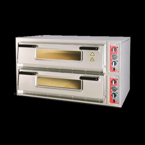 EGS p926d p929d Compact Çift Katlı Pizza Fırını