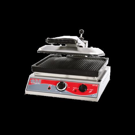 Egs ET40 amerikan tip analog-dijital kontrol panelli tost makinesi