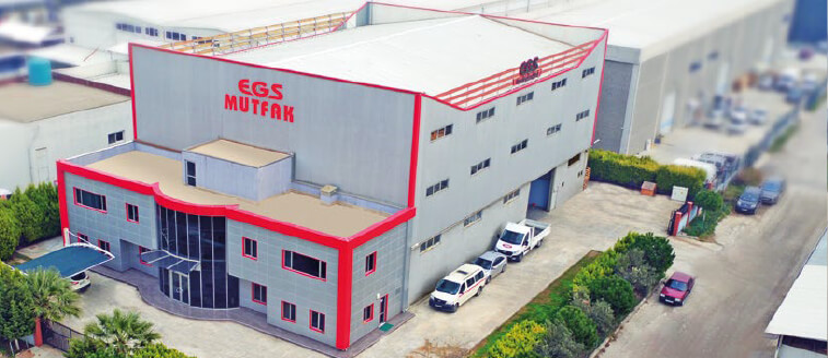 EGS Mutfak Fabrika Video