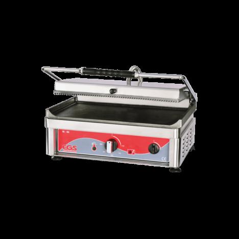 egs te03 analog-dijital kontrol panelli tost makinesi